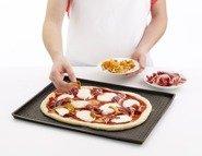 Silikonowa mata do pieczenia pizzy Lekue